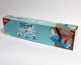 Швабра с отжимом TITAN TWIST MOP, фото 3