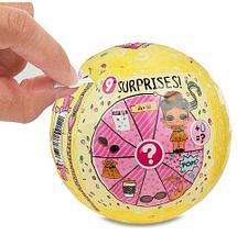 """Игрушка L.O.L Surprise CONFETTI POP """"Кукла-сюрприз в шарике"""" [качественная реплика], фото 3"""