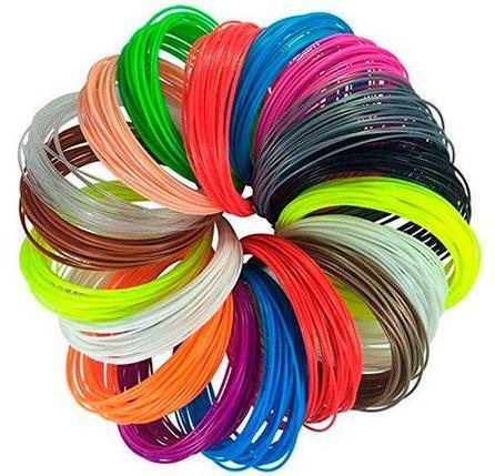 Набор стержней для 3D ручки [20 цветов], фото 2