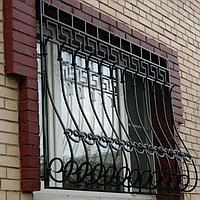 Кованые решетки на окна. Кованые перилы в Алма -Ате