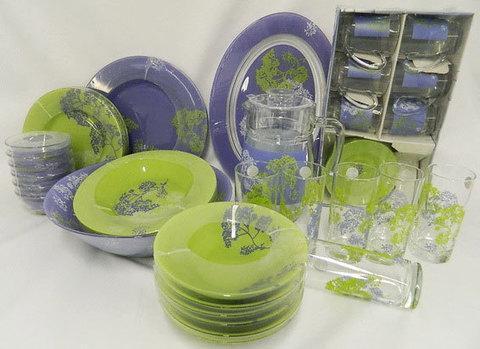 Сервиз столовый Luminarc Ambiante Purple  [52 предмета], фото 2