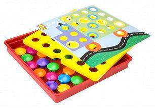 Мозаика для маленьких Button Idea с крупными элементами, фото 2