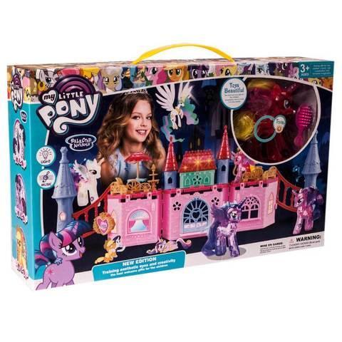 Игровой набор «Волшебный замок для пони» My Little Pony