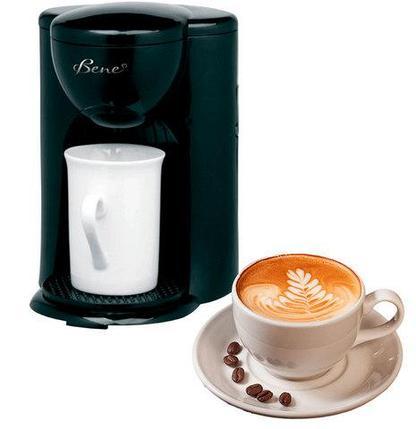 Кофеварка Bene F10-BK, фото 2