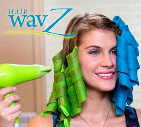 Бигуди Hair Wavz, фото 2