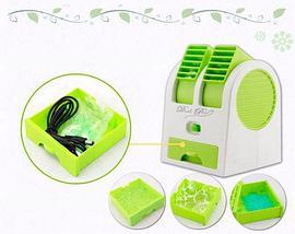Мини-охладитель воздуха Mini Fan, фото 3
