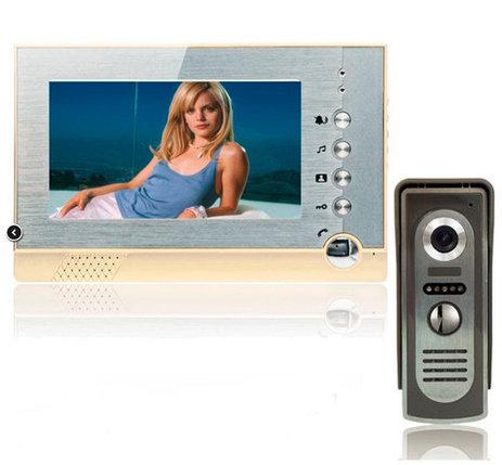 Видеодомофон цветной SMART с видеозаписью XSL-V80P, фото 2