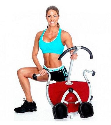 Тренажер круговой для мышц живота AB Circle Pro Mini, фото 2