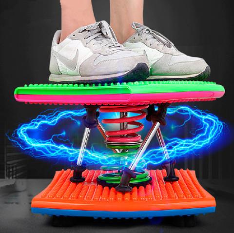 Тренажер шаговый для талии Степпер твист Twister Dance Machine