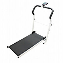 Беговая дорожка складная Эклипс Mechanical Treadmill с компьютером, фото 2