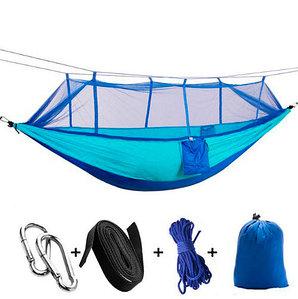 Гамак-палатка двухместный с защитой от насекомых [250х130 см]