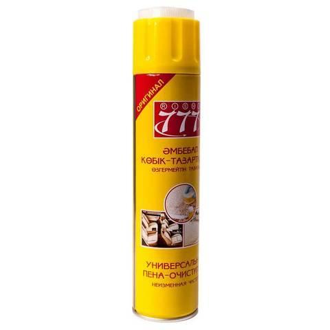 Пена-очиститель универсальная RISMI 777 [650 мл]