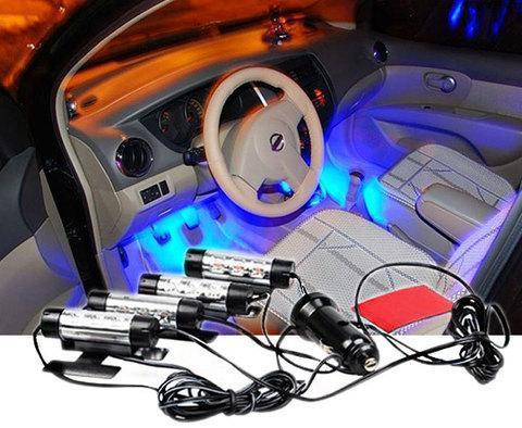 Подсветка LED салона для автомобиля TAIYUAN TY-780, фото 2