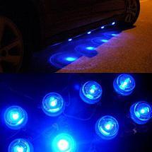 Подсветка светодиодная днища для тюнинга автомобиля LED UNDERCAR LAMPS GT-612, фото 3