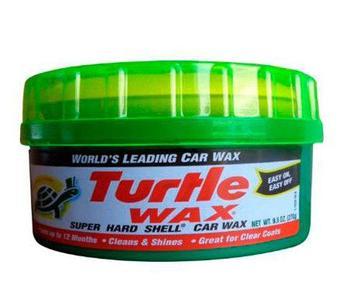 Полироль-паста с губкой Turtle WAX «Суперстойкая защита кузова»