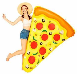 Надувной плот «Пицца»