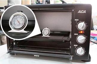 Термометр металлический для духовой печи XIN TANG, фото 3