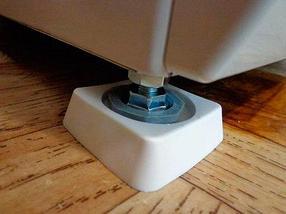 Подставки антивибрационные для стиральных машин и холодильников [4 шт.], фото 3