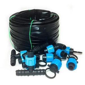 Система капельного автоматического полива «Автополив» (на 100 метров грядок)