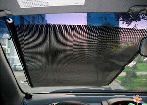 Шторка-ролет солнцезащитная на присосках для автомобиля, фото 3