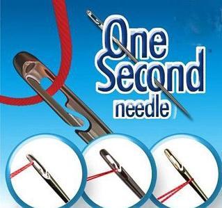 Набор чудо-иголок One Second Needle с нитками