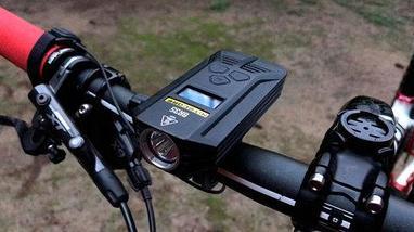 Фонарь велосипедный Nitecore BR35, фото 3
