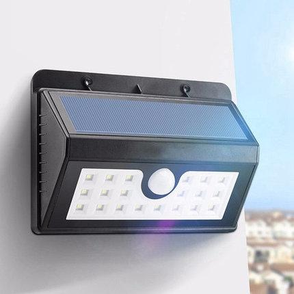 Светильник LED уличный на солнечной батарее с датчиком движения Solar Sensor Wall Light XF-6012, фото 2