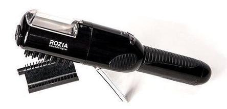 Машинка беспроводная для удаления секущихся кончиков волос ROZIA HCM5007, фото 2