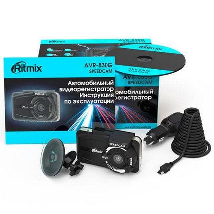 Видеорегистратор RITMIX AVR-830G [Full HD 1920x1080], фото 2