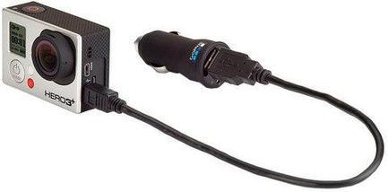 Зарядное устройство автомобильное GoPro ACARC-001 [Auto Charger], фото 2