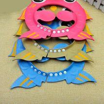 Шапочка для душа с ушками «Золотая рыбка», фото 3