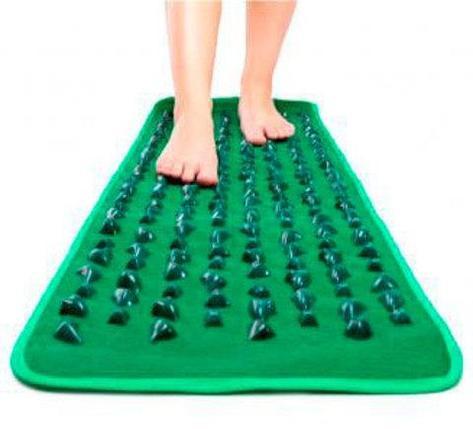 Массажный коврик с камнями FitStudio massage, фото 2