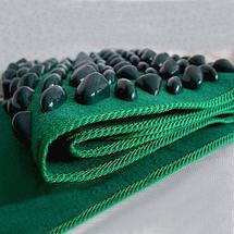Массажный коврик с камнями FitStudio massage, фото 3