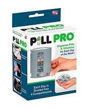 Органайзер для таблеток «Неделька» PILL PRO, фото 2