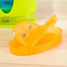 Органайзер для таблеток «Неделька» PILL PRO, фото 3