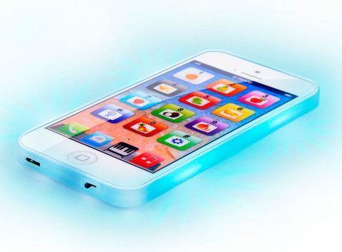 Интерактивный сенсорный телефон для детей iPhone 4s, фото 2