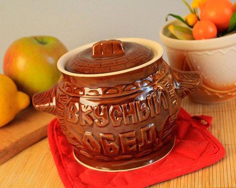 Набор горшков для запекания «Вкусный обед» [6 шт], фото 2