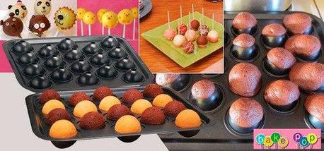 Формы для выпечки Bake Delicious Cake Pops, фото 2
