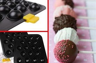 Формы для выпечки Bake Delicious Cake Pops, фото 3