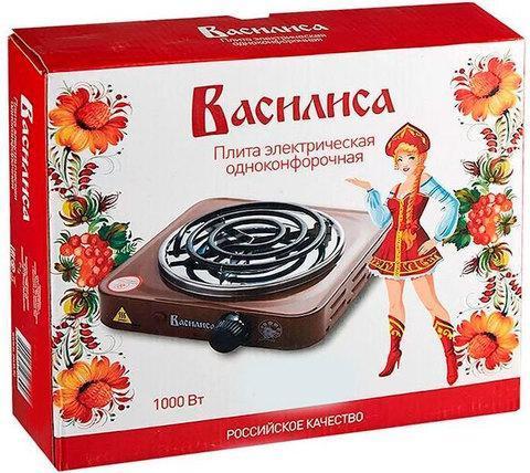 Плита электрическая Василиса BA-901 [1 конфорка], фото 2