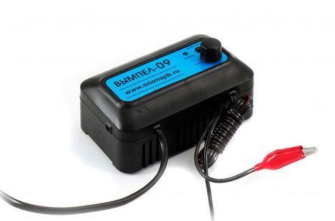 Зарядное устройство автоматическое для гелевых АКБ ВЫМПЕЛ-09, фото 2