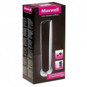 Очиститель воздуха с функцией ионизации Maxwell MW-3602