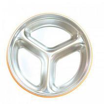 Контейнер пищевой на 3 секции STAINLESS STEEL Multi meal, фото 3