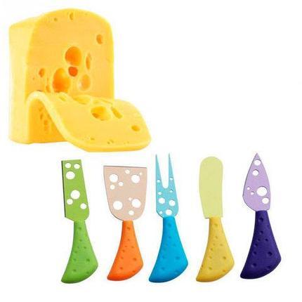 Набор для сыра CHEESE KNIVES [5 предметов], фото 2