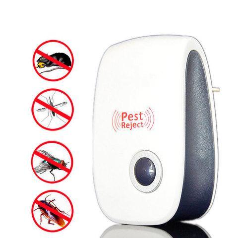 Отпугиватель насекомых и грызунов Electronic Pest Repeller