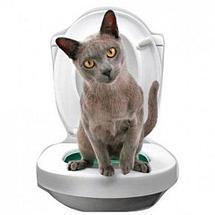 Система для приучения кошек к унитазу CitiKitty Cat Toilet Training Kit, фото 2