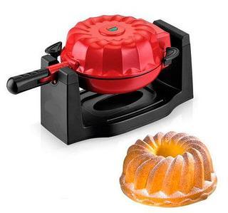 Кексница электрическая DAMFOX Cake maker MK6816