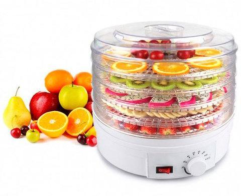Дегидратор с терморегулятором FOOD DEHYDRATOR SX-770 {сушилка для овощей и фруктов}