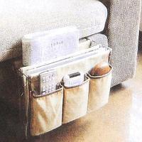 Органайзер навесной с кармашками для кровати и софы