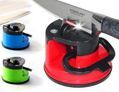 Ножеточка с вакуумным креплением к поверхности Knife Sharpener